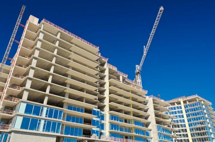 مدیریت و مشارکت در ساخت ساختمان