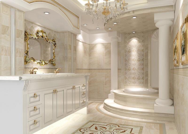 حمام کلاسیک و بازسازی حمام منزل