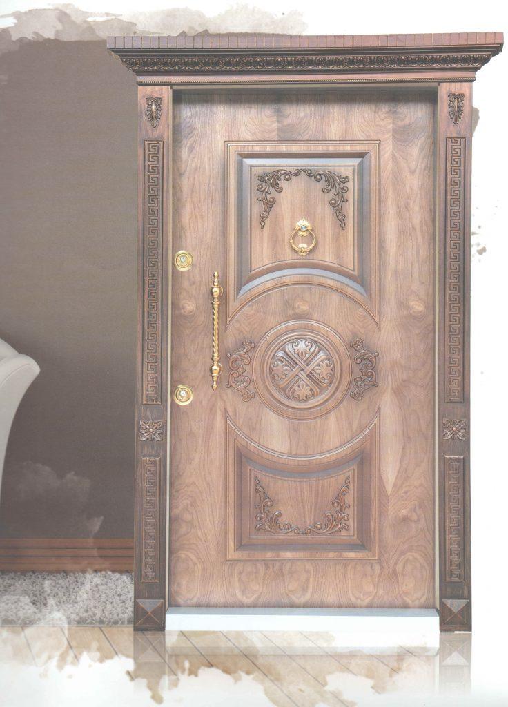 درب آپارتمان